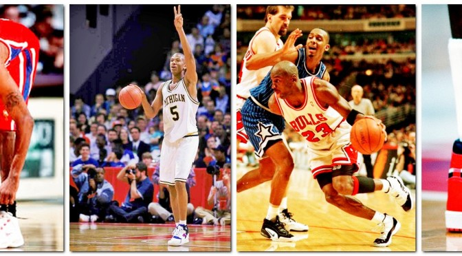 20 Most Iconic Basketball Shoes Of All Time