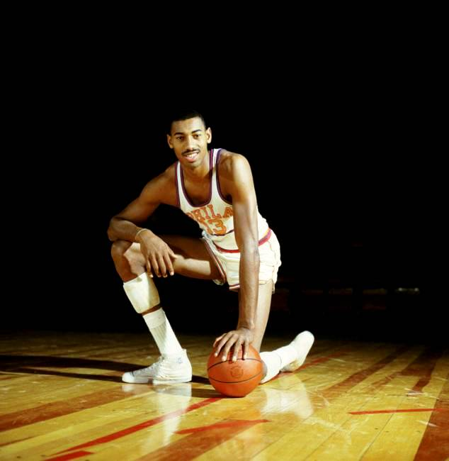 Wilt Scores Big Again