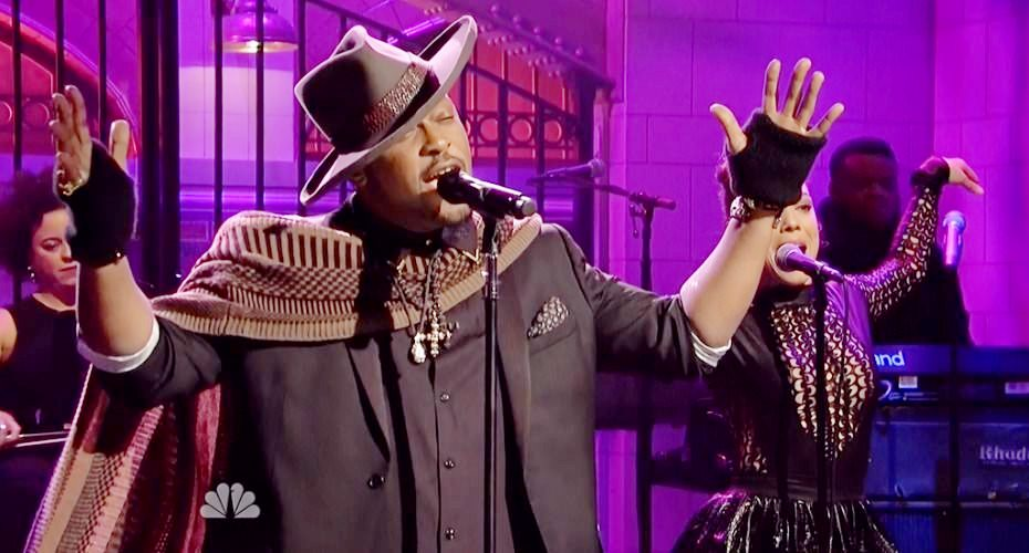 D'Angelo On SNL