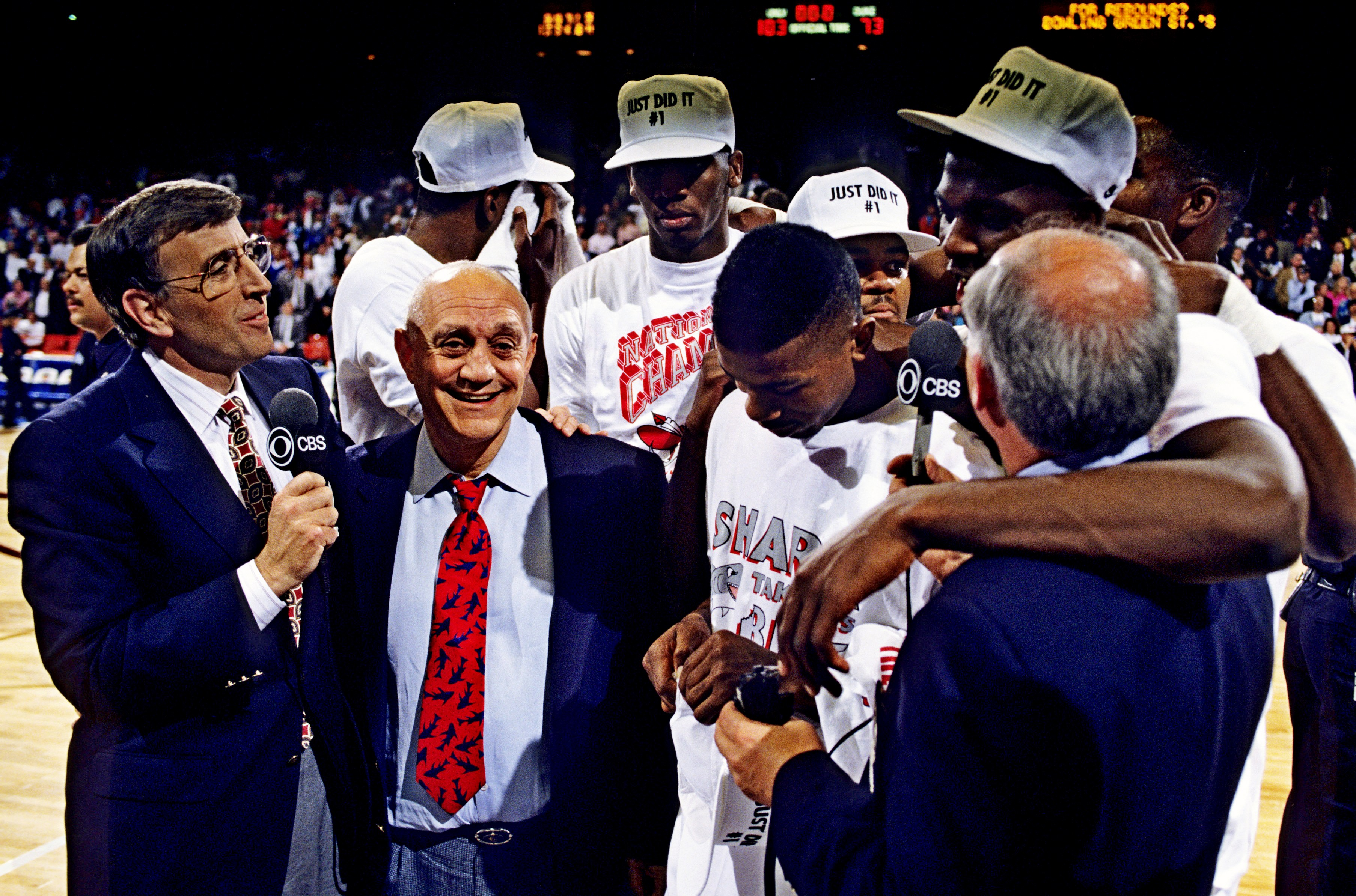 The Greatest College Basketball Team Ever