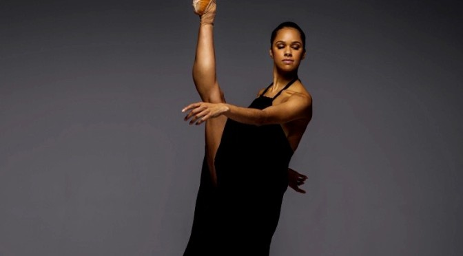 Misty Copeland: 1st Black Prinicpal At American Ballet Theater