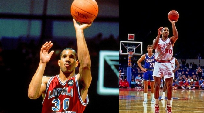 Bo Kimble: Still Scoring. Still Winning.