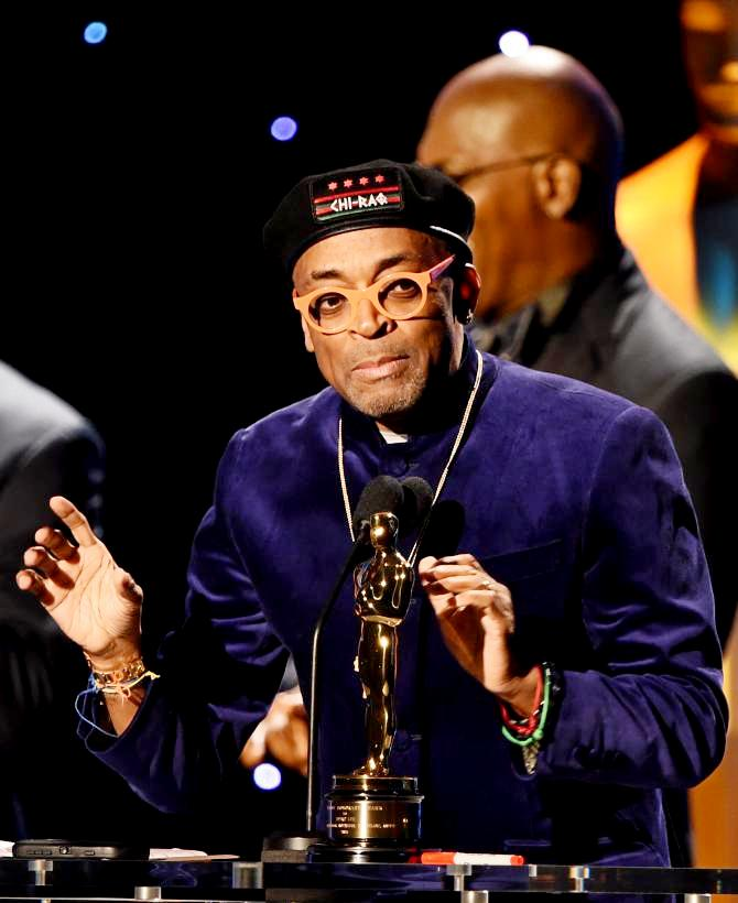 SPIKE LEE. RESPECT.