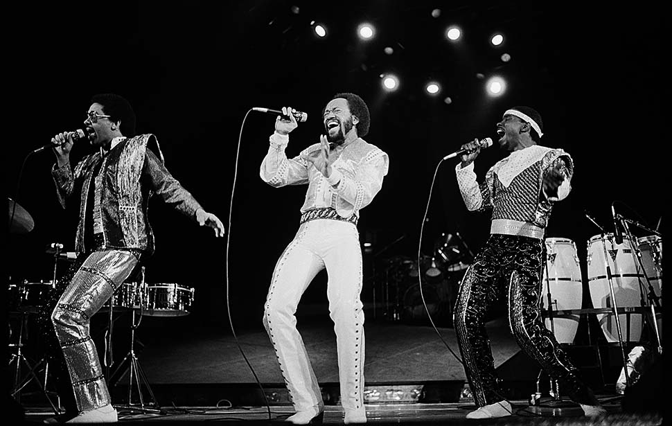 Thank You Maurice White