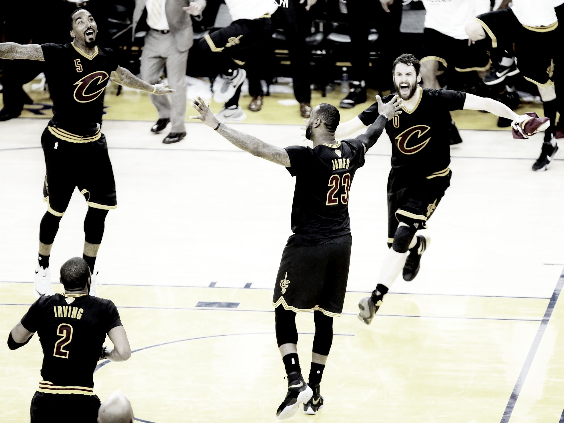 Highlights From Game 7 Of The 2016 NBA Finals | Cleveland Cavaliers 2016 NBA Champions