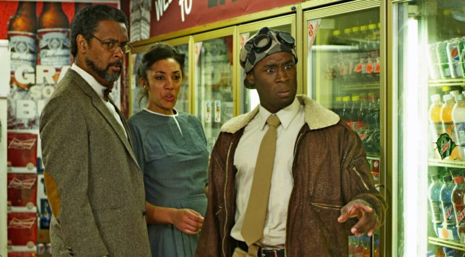 """""""Destination: Planet Negro!""""   A Discussion With Writer & Producer Kevin Willmott"""