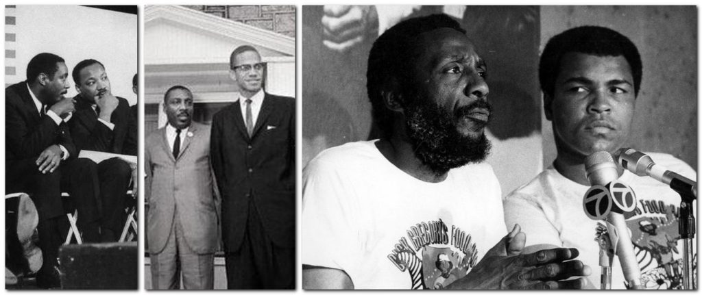 Dick Gregory Speaks On The Merv Griffin Show in 1965.