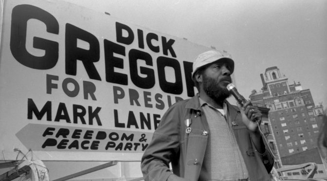 Dick Gregory | Thank You