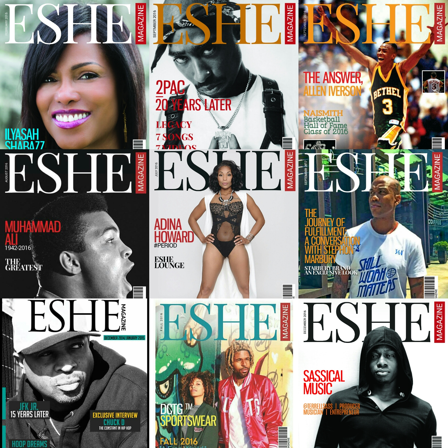 ESHE Covers