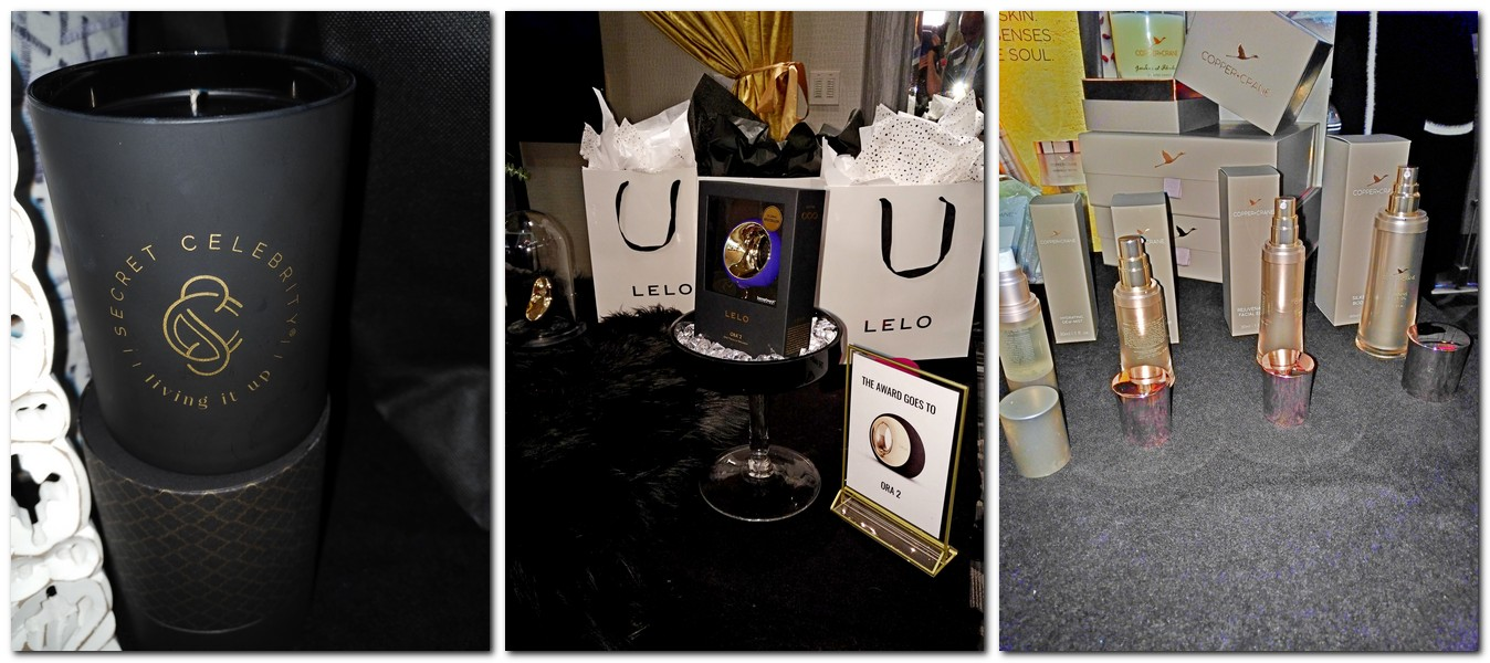Secret Room Events Holds Luxury Gifting Suite For The 2019 Golden Globes