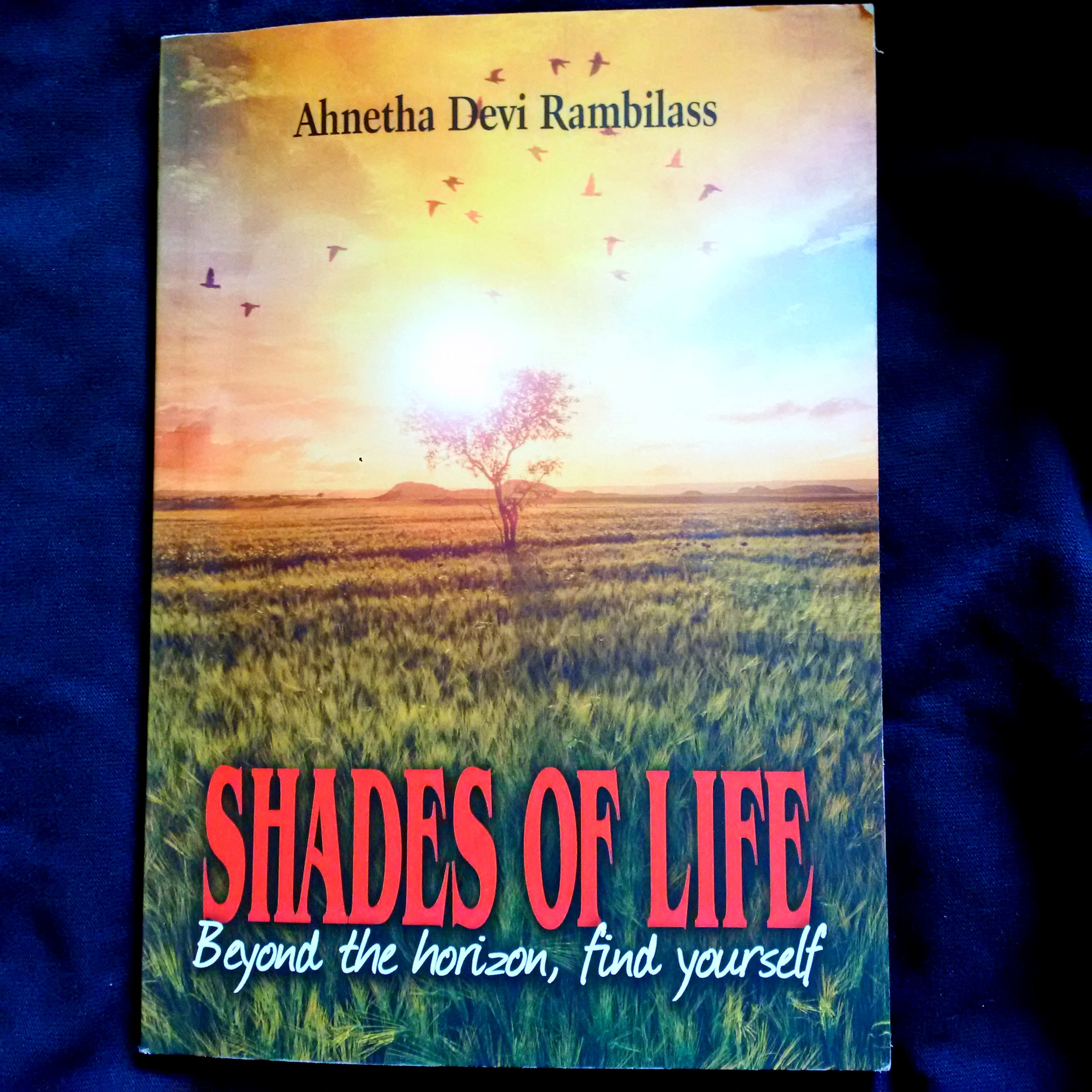 Shades Of Life | An Inspirational Read By Ahnetha Devi Rambilass
