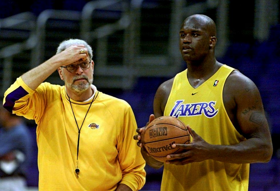 Dr. Shaquille O'Neal On Phil Jackson