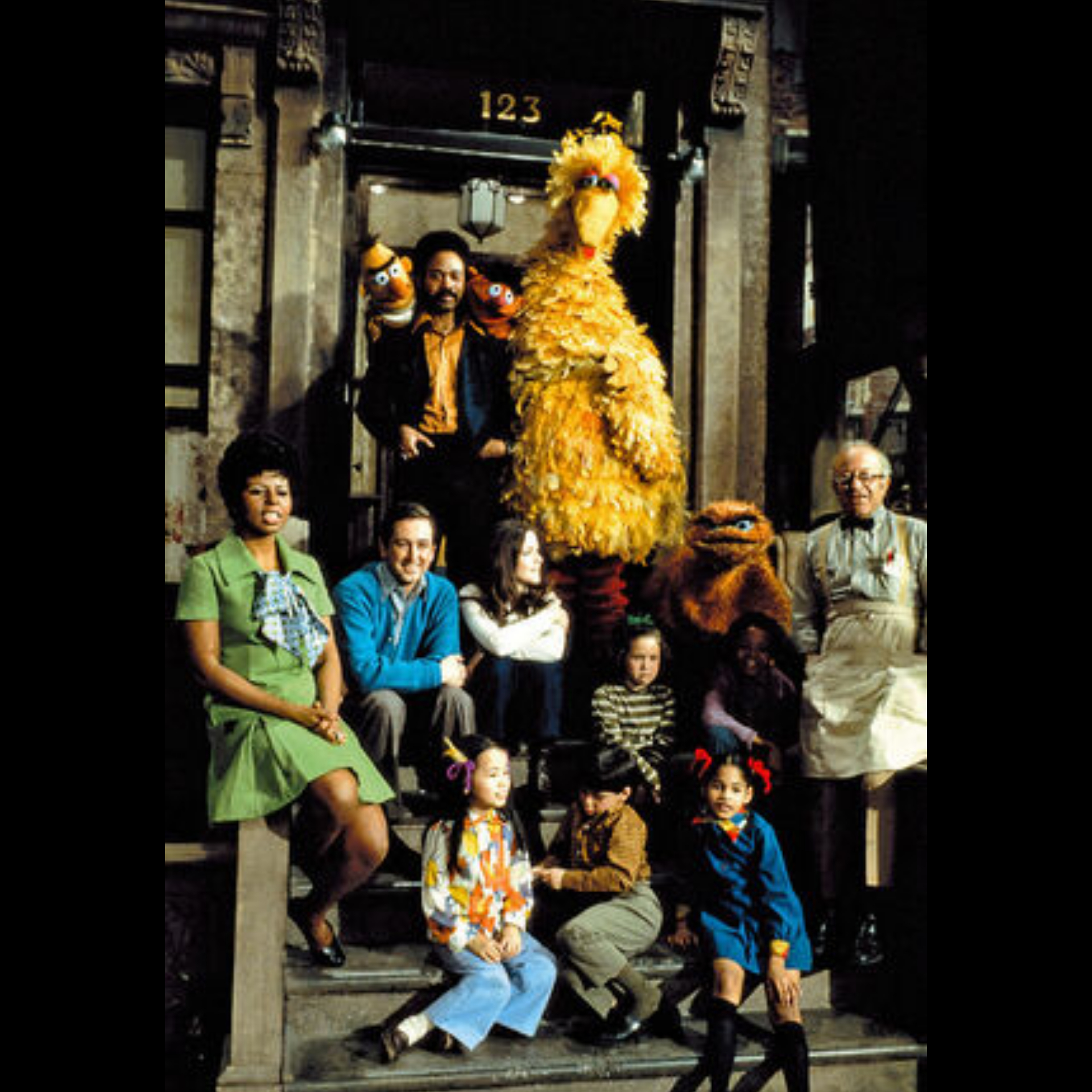 Sesame Street Turns 50