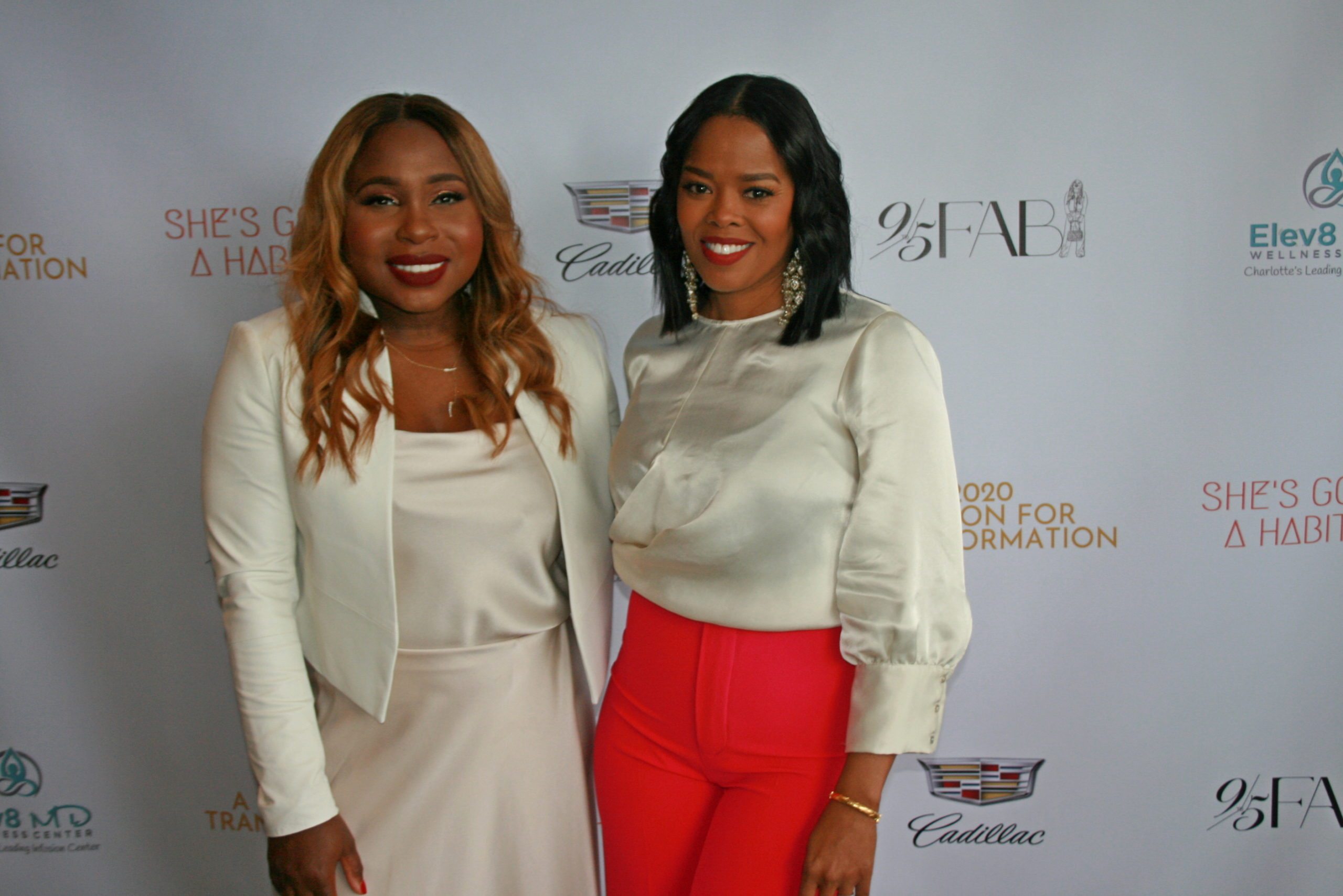 Pauline Malcolm & Malinda Williams Host Women's Empowerment Brunch