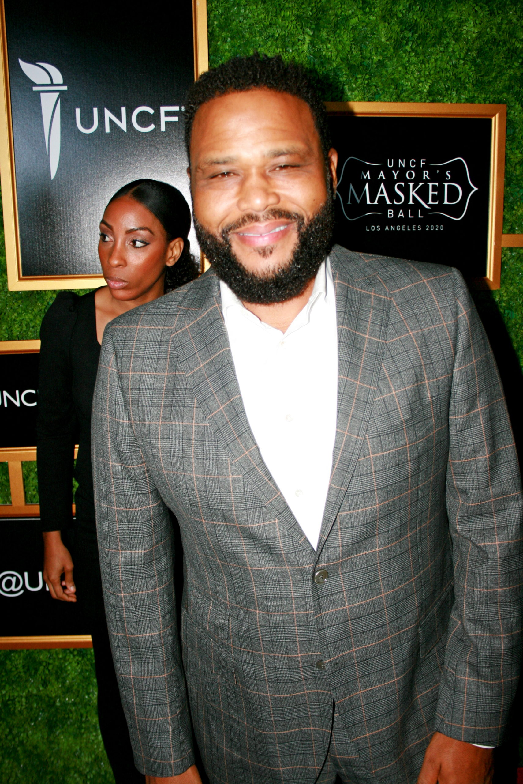 The United Negro College Fund Honors HBCU Alum And Award Winning Actor Anthony Anderson