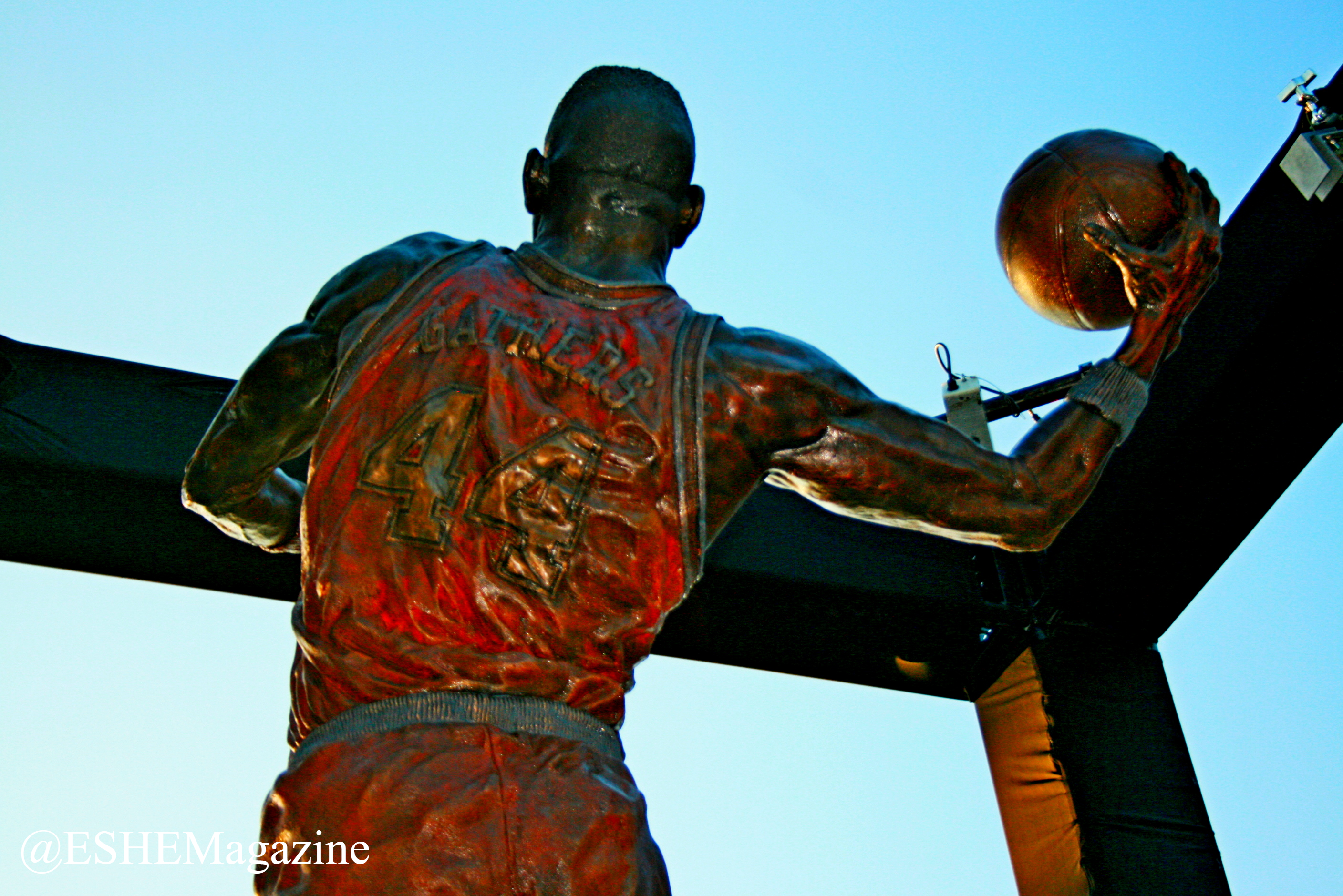 Hank Gathers Immortalized Forever At Loyola Marymount University