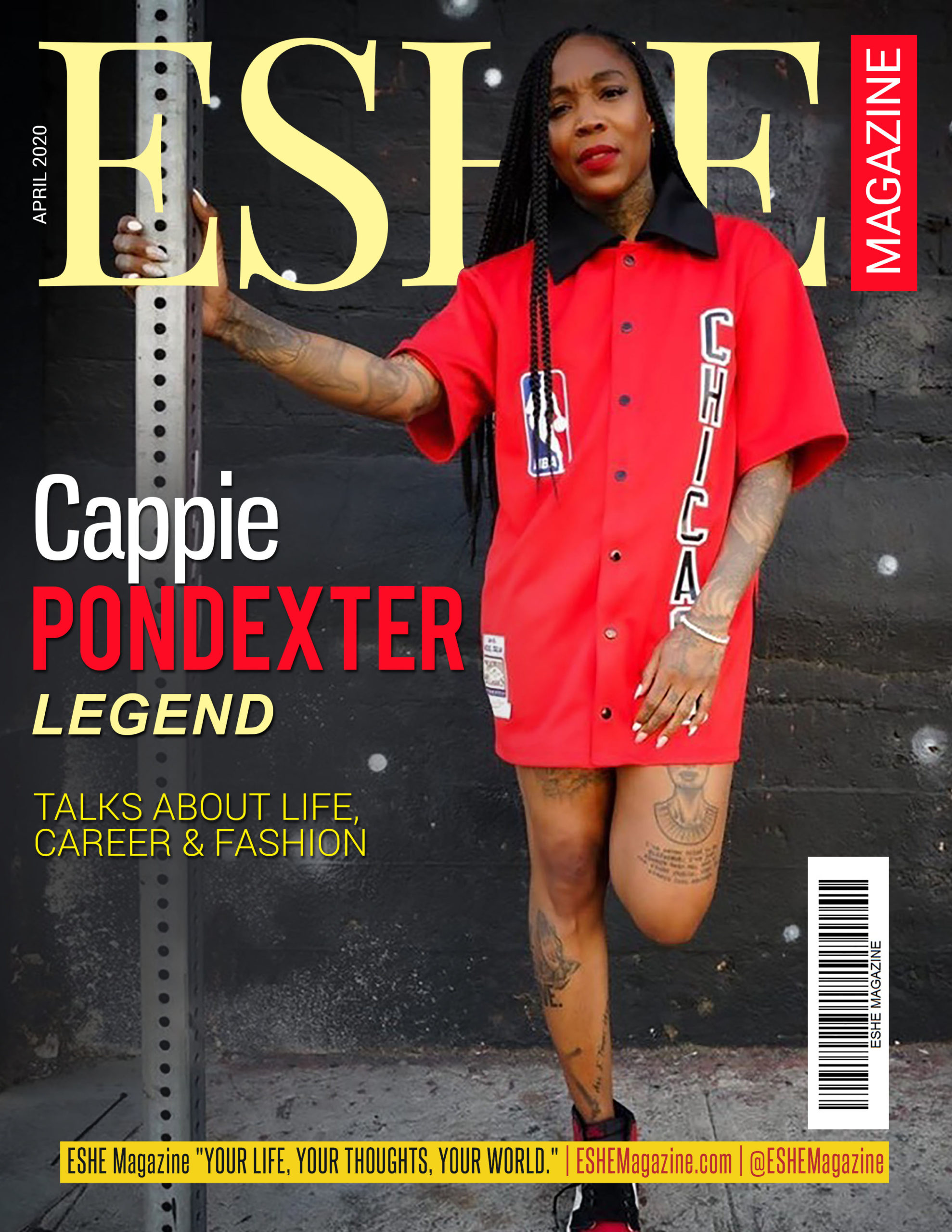 Cappie Pondexter | LEGEND