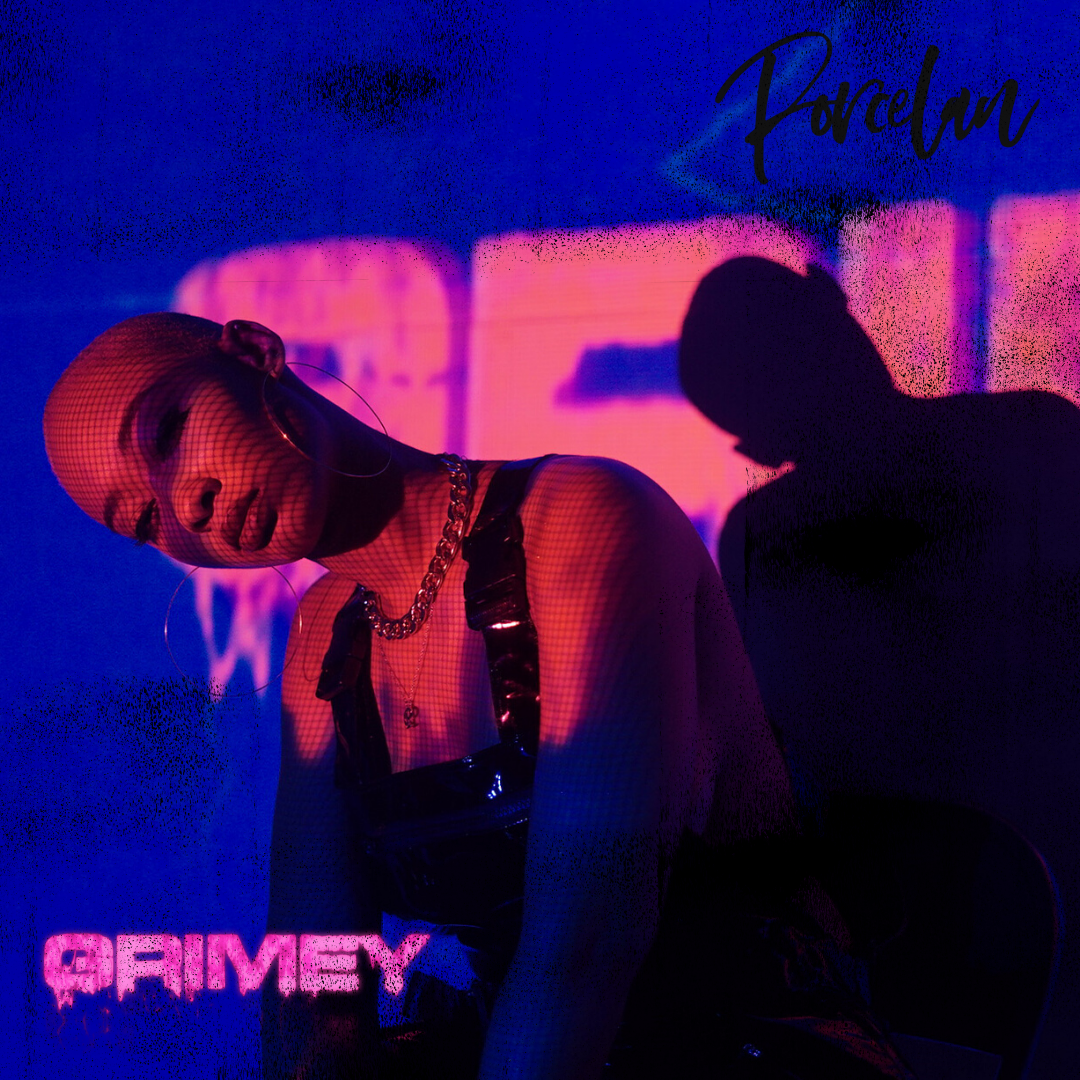 "Billboard Chart-Topping Singer-Songwriter Porcelan Releases New Single, ""GRIMEY"""