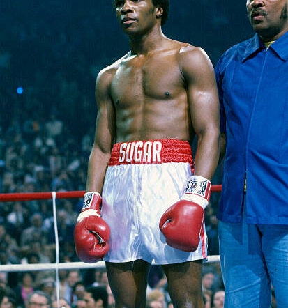 Sugar Ray Leonard Talks The Makings Of A Great Boxer