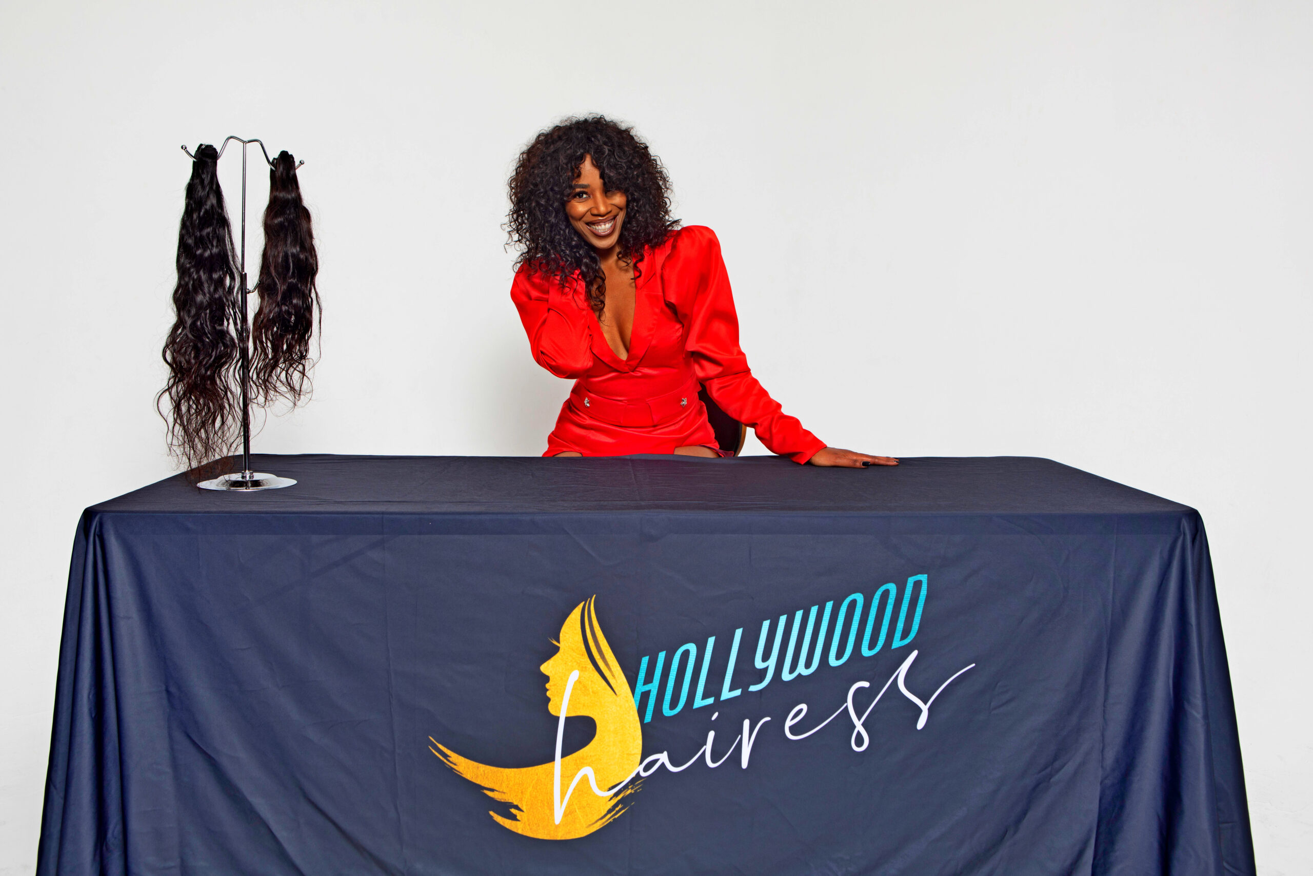 Hollywood Hairess CEO Evelyn Daniels Talks About Her Hair Company And Entrpreneurship