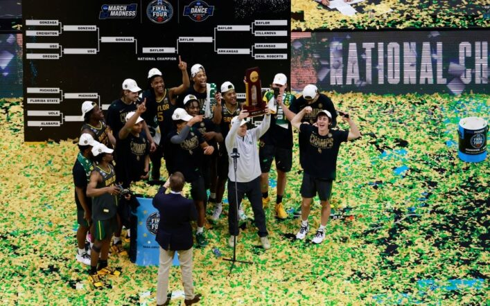 Baylor Bears | 2021 NCAA Men's Basketball Champions