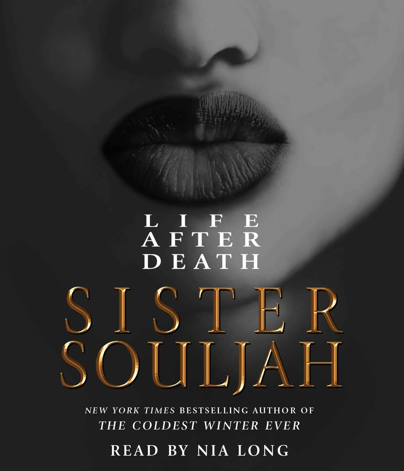 """Sister Souljah to discuss her new book, """"Life After Death"""" Live With Malik Books On Instagram Live"""